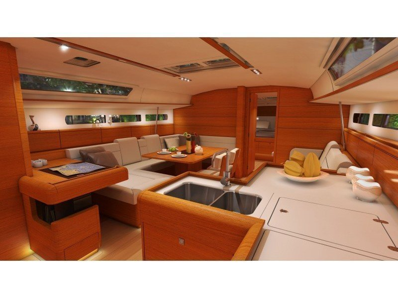 JEANNEAU SO 509 (THE KING OF COOL  6a BI-3-15-15 ) Interior image - 1
