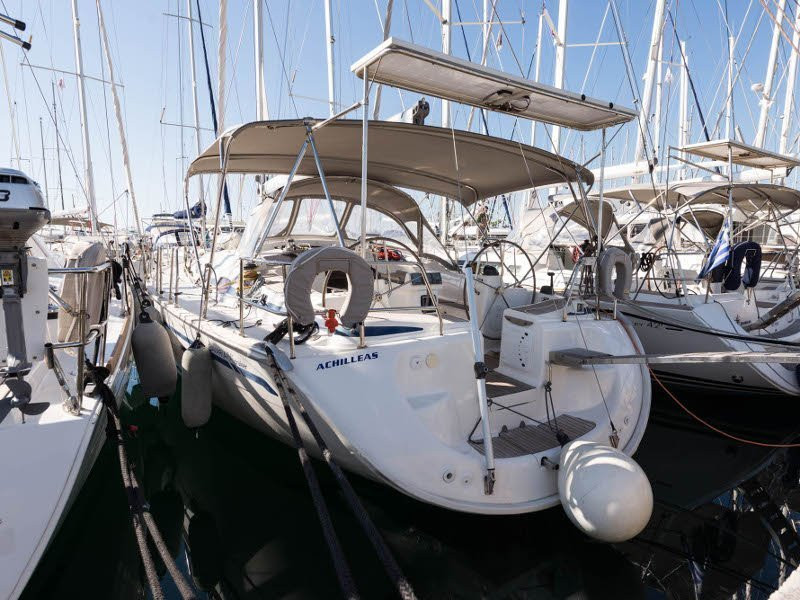 Bavaria 46 Cruiser (Zefyros - Bow & Solar) exterior - 5