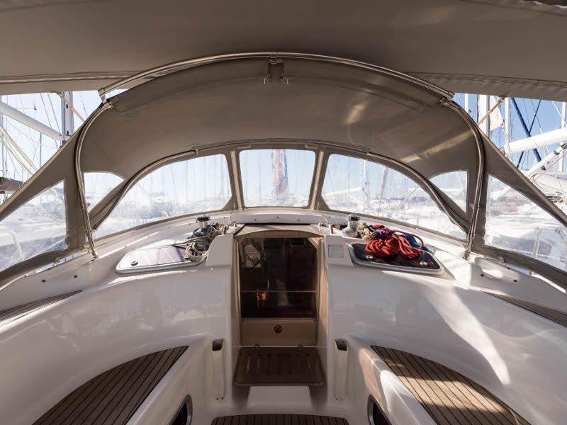 Bavaria 46 Cruiser (Zefyros - Bow & Solar) exterior - 1
