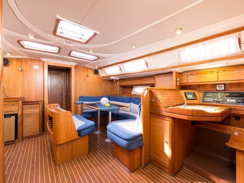 Bavaria 46 Cruiser (Zefyros - Bow & Solar) interior - 18