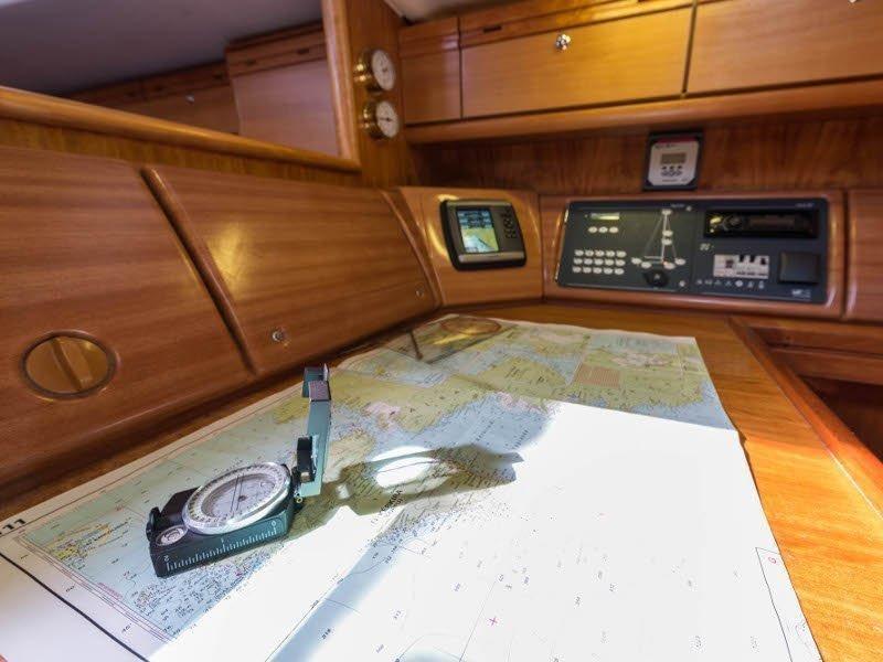 Bavaria 46 Cruiser (Zefyros - Bow & Solar) interior - 3