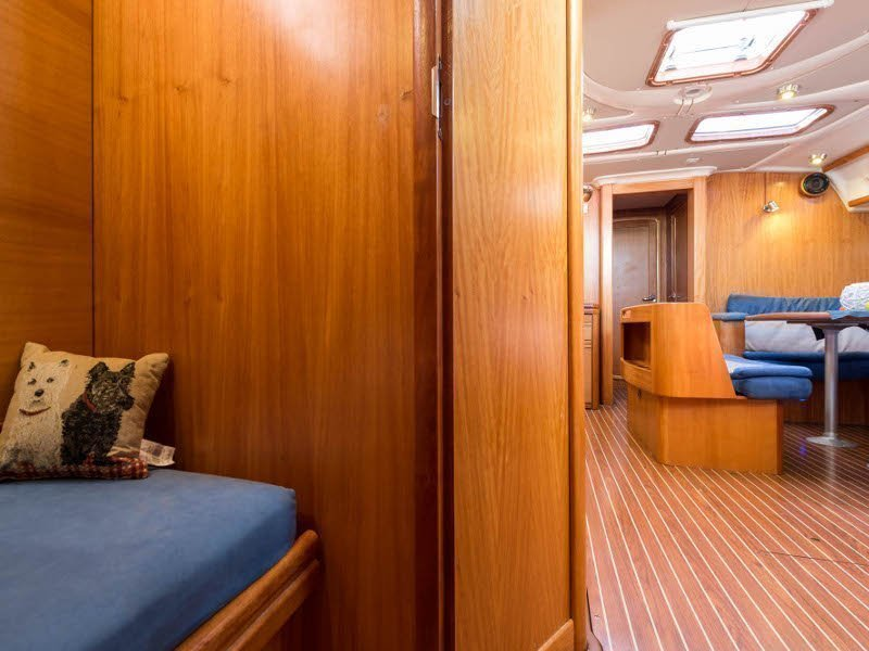 Bavaria 46 Cruiser (Zefyros - Bow & Solar) interior - 15