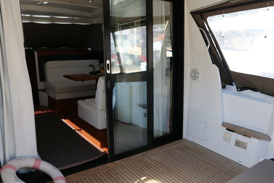 Motoryacht Jeanneau NC 21 Ownerversion für Charter in Kroatien von ...