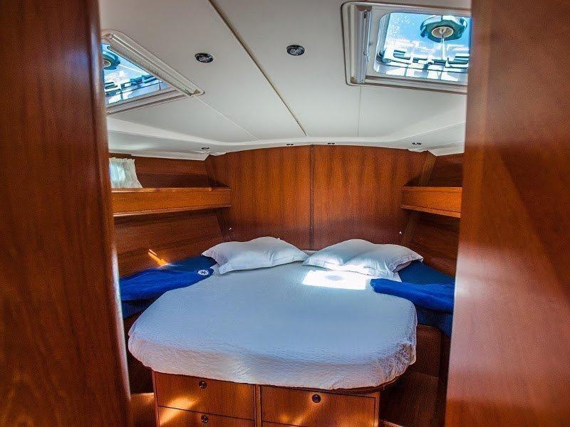 Jeanneau Sun Odyssey 54DS (Anna Katharina) interior - 9