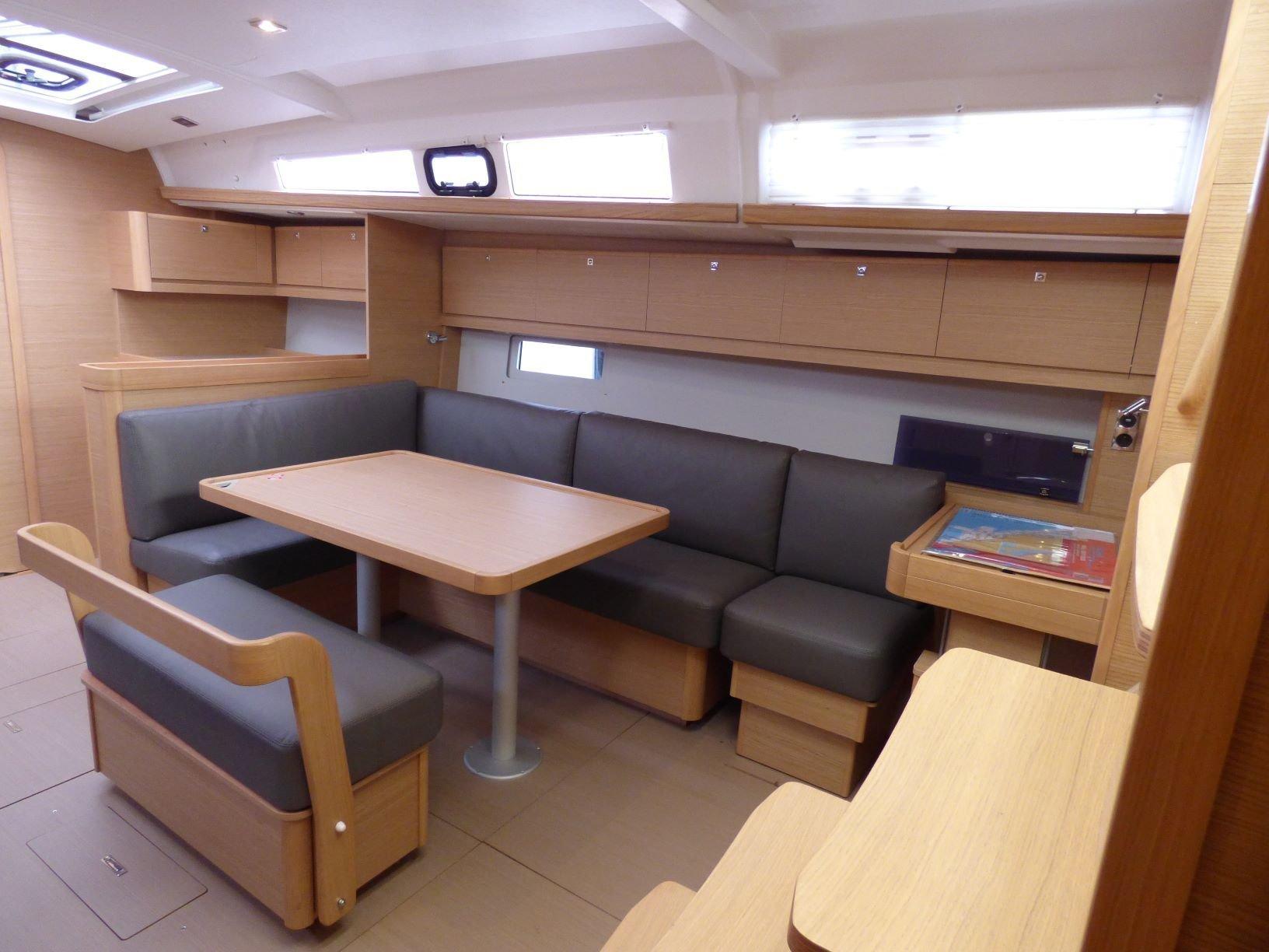 Dufour 460 Grand Large 3 cabin (Rockstar ) Interior image - 24
