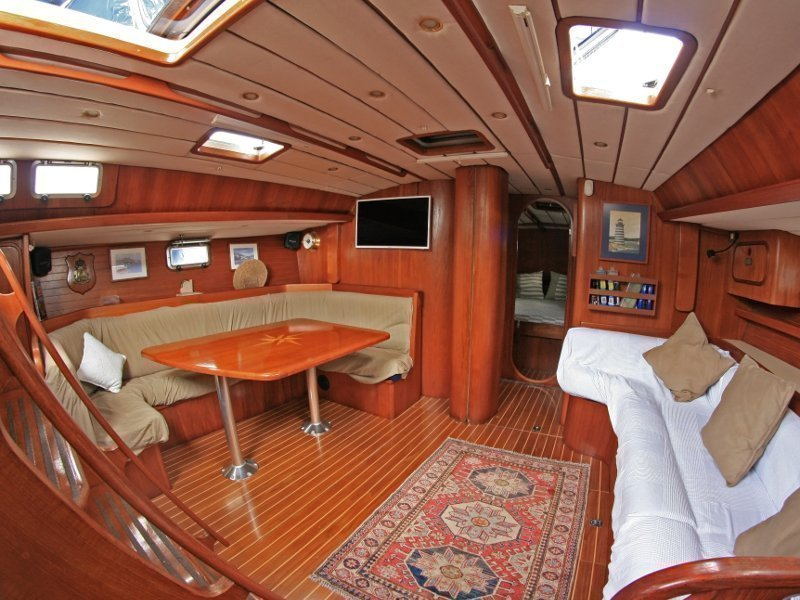 Gib Sea 52 Master (Kalima) interior - 15