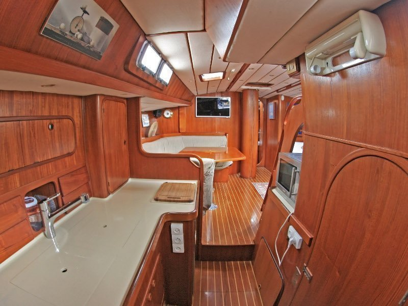 Gib Sea 52 Master (Kalima) interior - 3