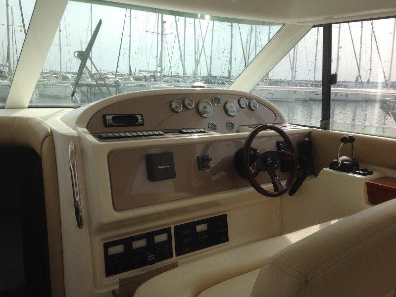 Prestige 36 Fly (Fortuna) interior - 12