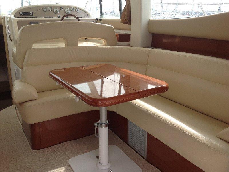 Prestige 36 Fly (Fortuna) interior - 13