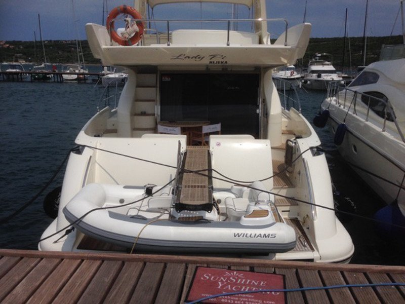 Azimut 55 Evolution (Lady Pi) exterior - 13