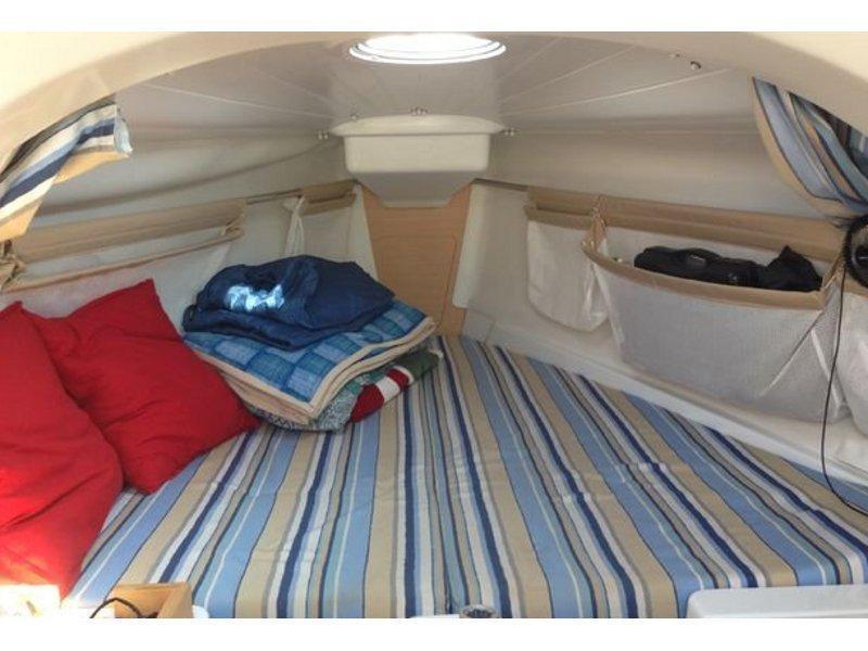 Beneteau First 21.7 (Vidra) interior - 2