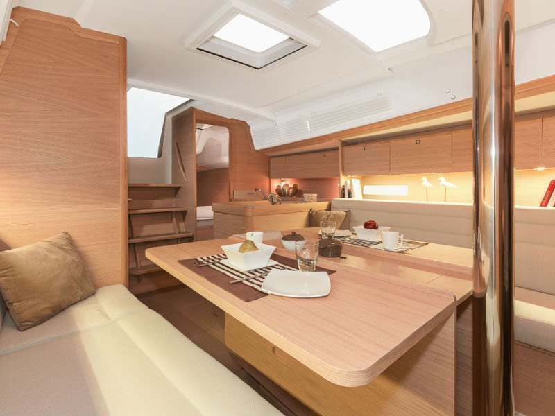 Dufour 350 Grand Large (FENIKS) Interior image - 3