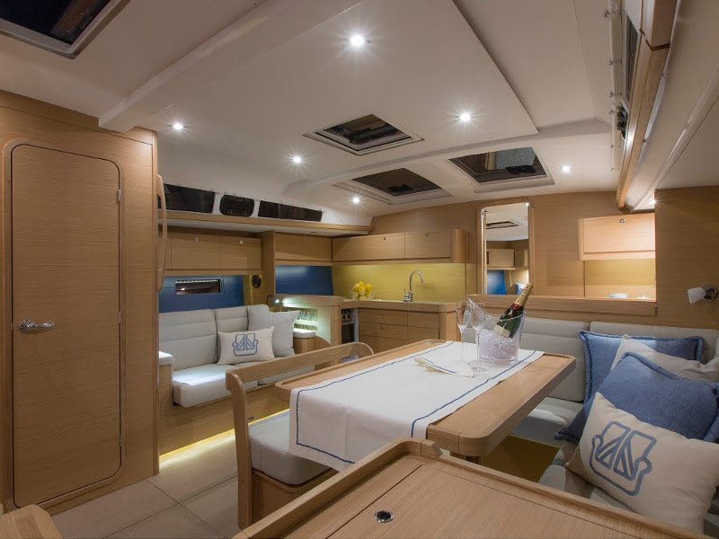 Dufour 460 Grand Large (4 YOU) Interior image - 10
