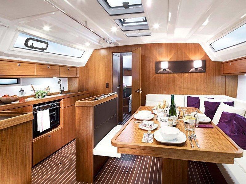 Bavaria Cruiser 46 (8+2 berths) (Annù) Interior image - 5