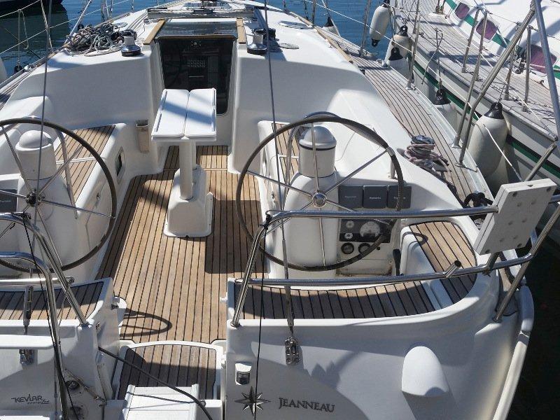 Bavaria 50 Cruiser (Iorana) exterior - 5