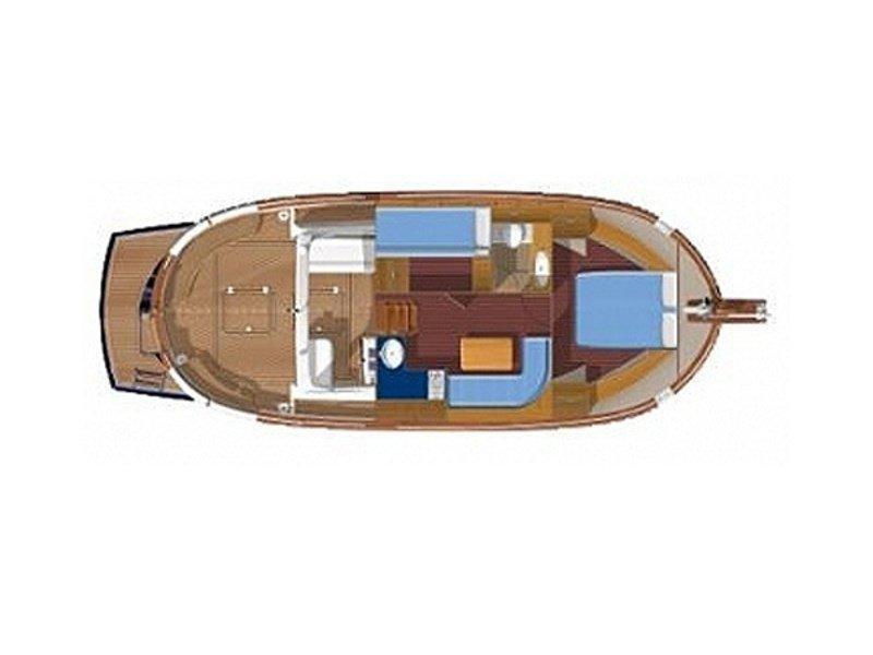 Menorquina Yacht 100 (Mar de Coral) Plan image - 9