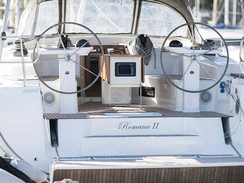 Bavaria 50 Cruiser (ROMANA II) exterior - 19