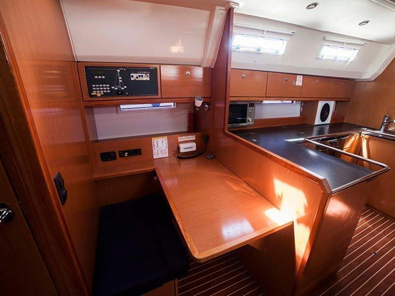 Bavaria 50 Cruiser (ROMANA II) interior - 12