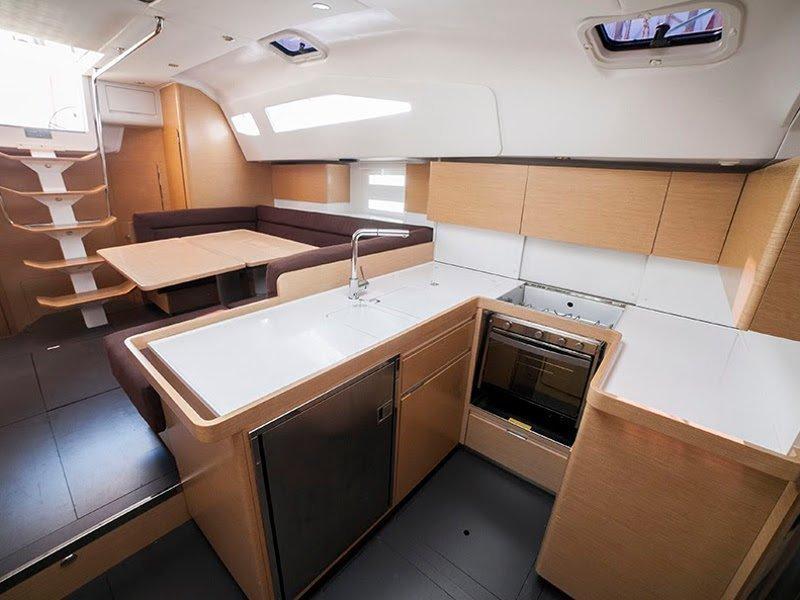 Elan 494 Impression (ROMANA III) interior - 3