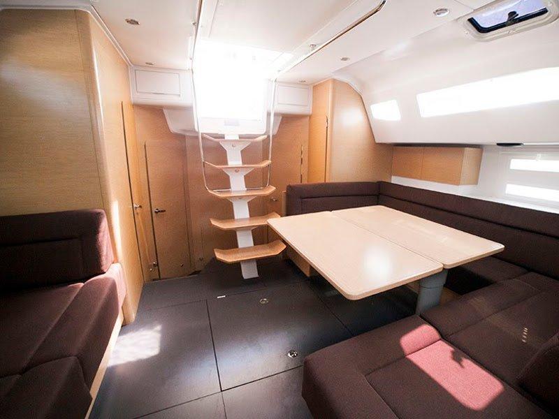 Elan 494 Impression (ROMANA III) interior - 1