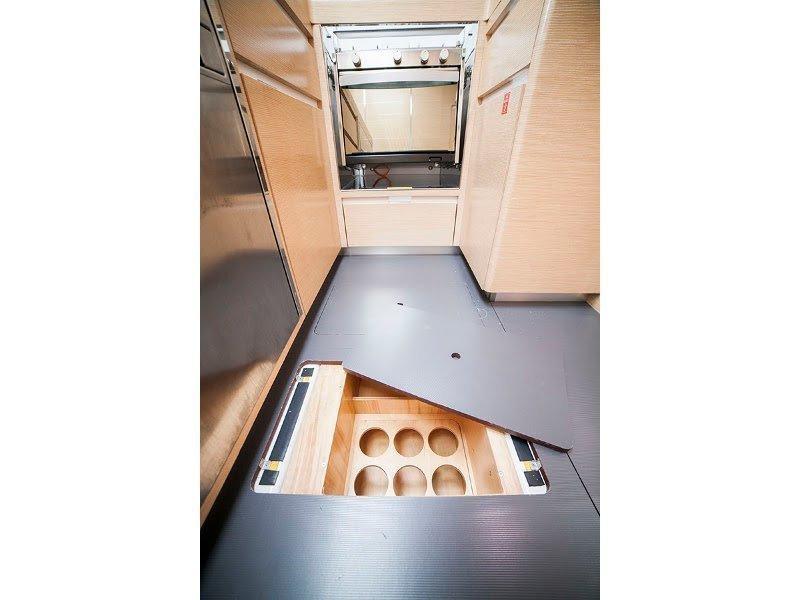 Elan 494 Impression (ROMANA III) interior - 6