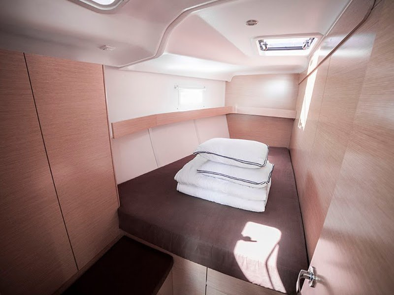Elan 494 Impression (ROMANA III) interior - 10