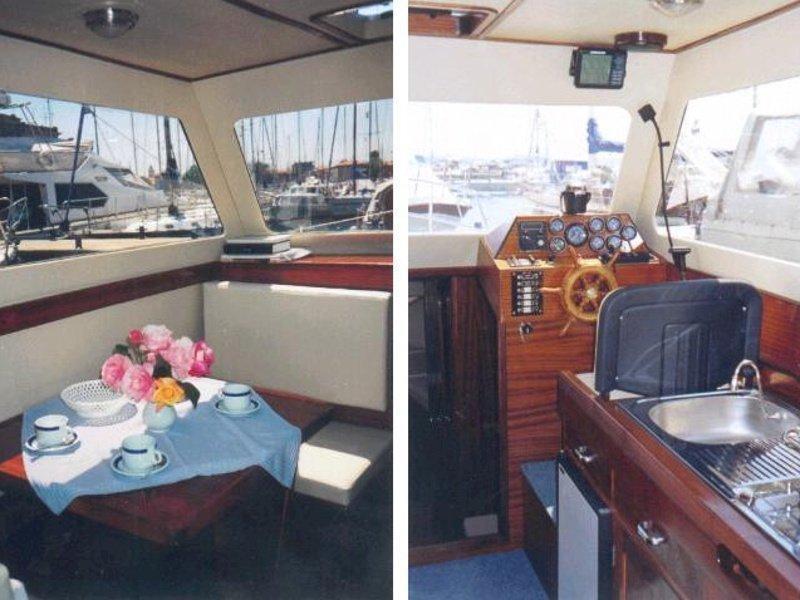 Adria 28 Luxus (Ana) Interior image - 2