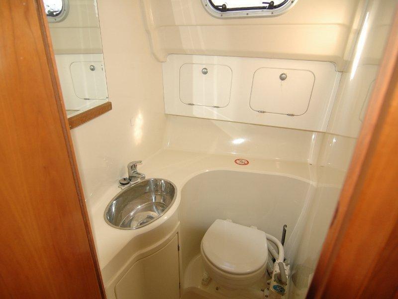 Adria 1002 (Fjaka) interior - 1