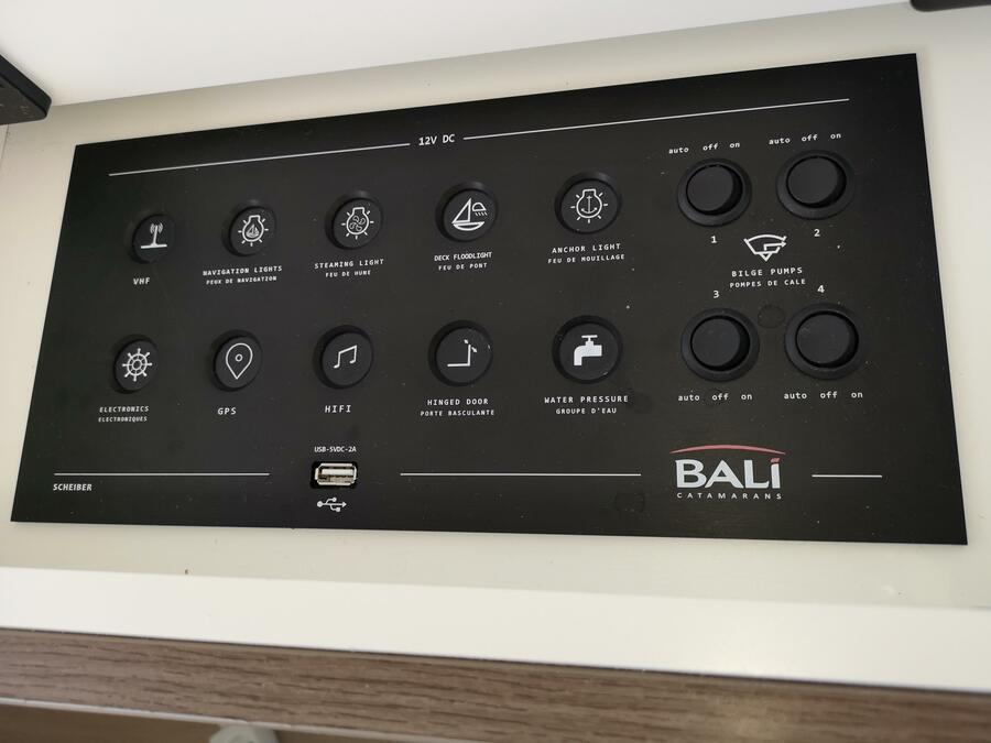Bali 4.1-3 cab.; ROLL MAINSAIL (LADY POLA )  - 3