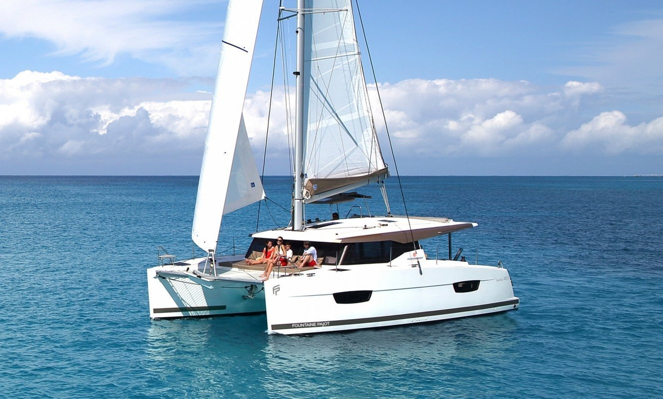 Fountaine Pajot Lucia 40 - 3 cab. (Whoop-Sea)  - 2