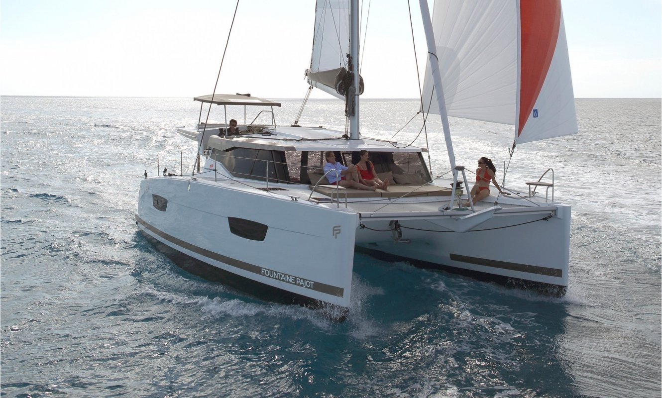 Fountaine Pajot Lucia 40 - 3 cab. (Whoop-Sea)  - 3