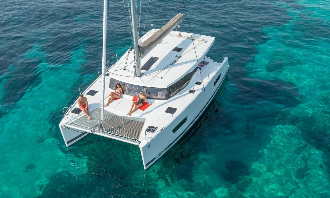Fountaine Pajot Lucia 40 - 3 cab. (Whoop-Sea)  - 5
