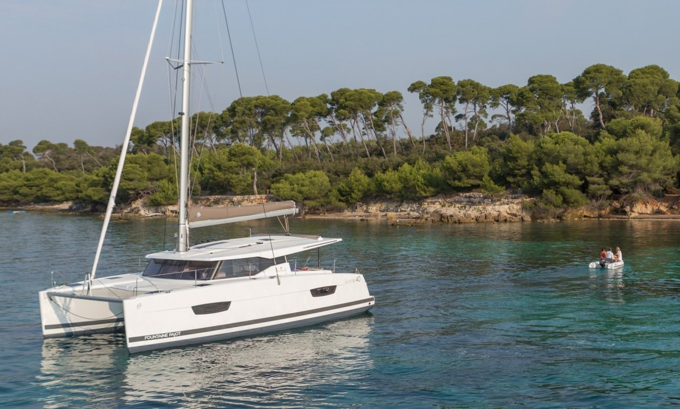 Fountaine Pajot Lucia 40 - 3 cab. (Whoop-Sea)  - 7