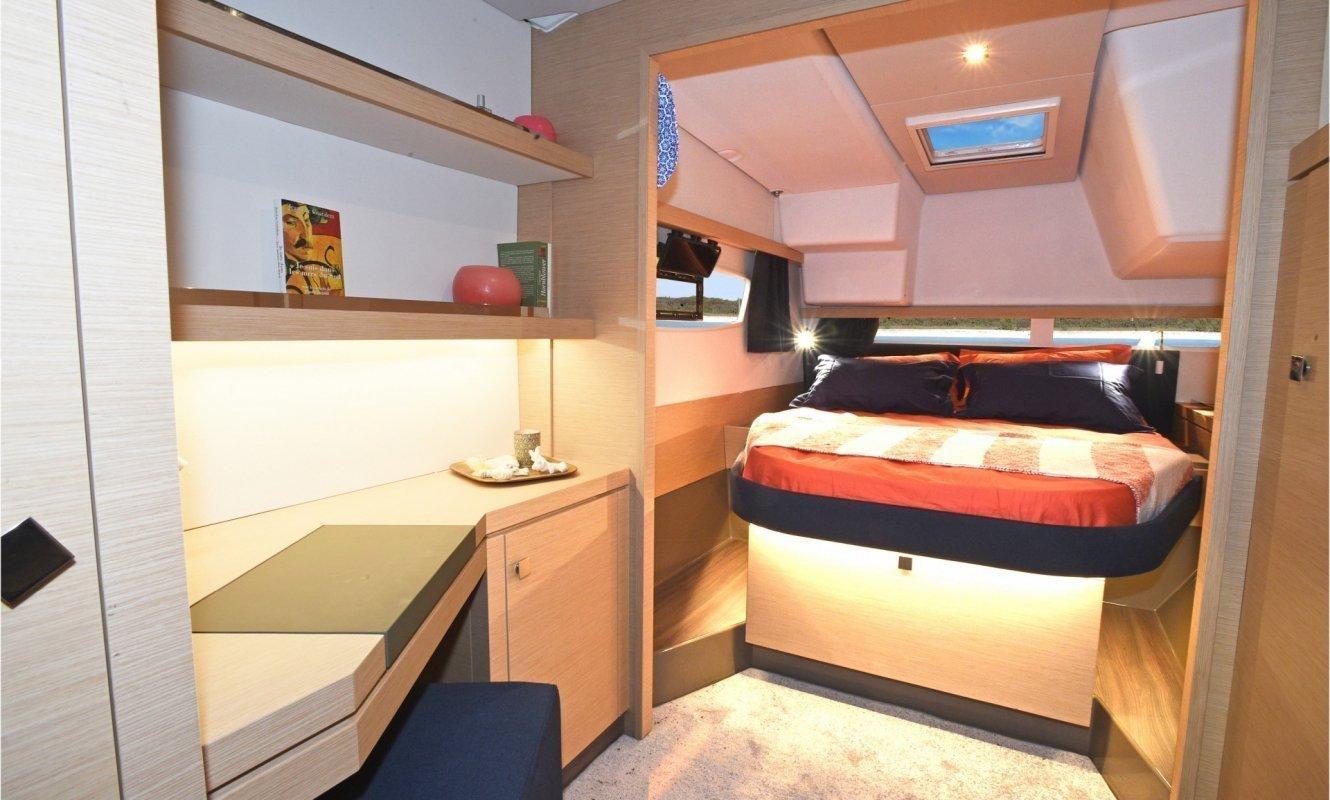 Fountaine Pajot Lucia 40 - 3 cab. (Whoop-Sea)  - 13
