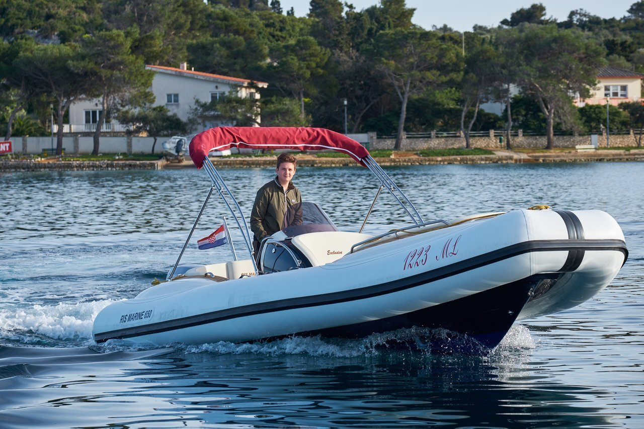 Ris Marine Exclusive 650 (Roby 4)  - 1