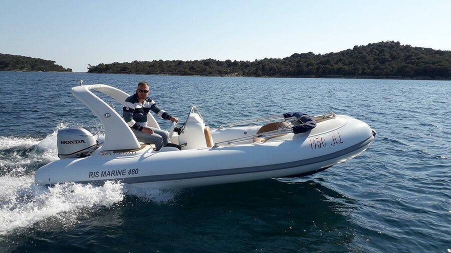 Ris Marine Exclusive 480 (Mateo 3)  - 0