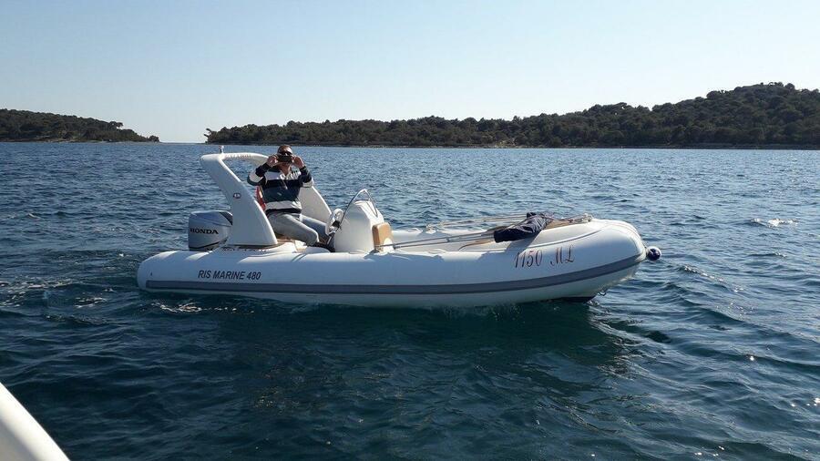 Ris Marine Exclusive 480 (Mateo 3)  - 1