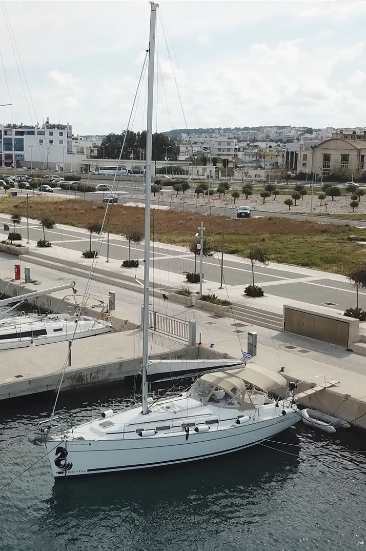 Cyclades 39.3 (Rhodes Yachting)  - 0
