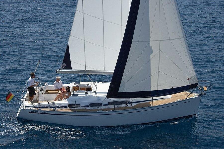 Bavaria 39 Cruiser (Nemesis)  - 0