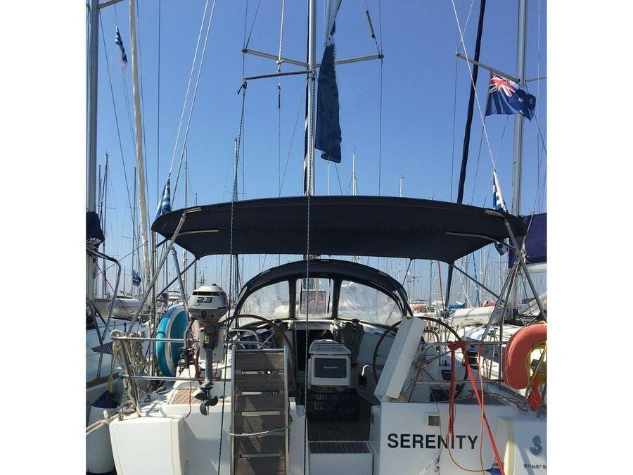 Oceanis 43 (Serenity)  - 0
