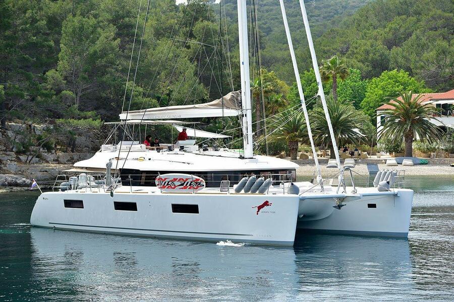 Lagoon 620 - 6 + 2 cab. (ADRIATIC TIGER)  - 5