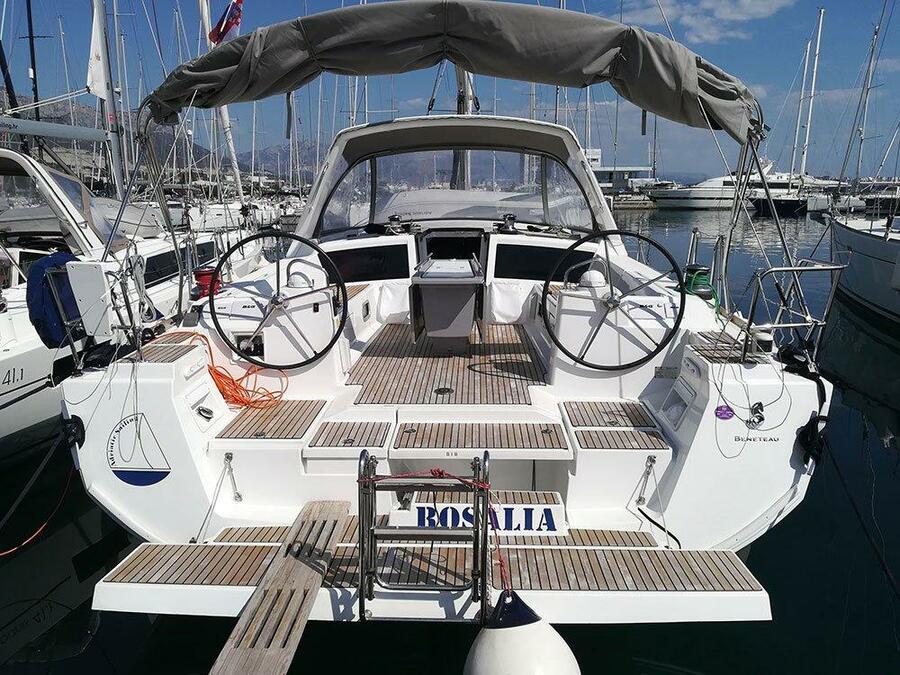 Oceanis 48 - 5 cab. (ROSALIA)  - 2