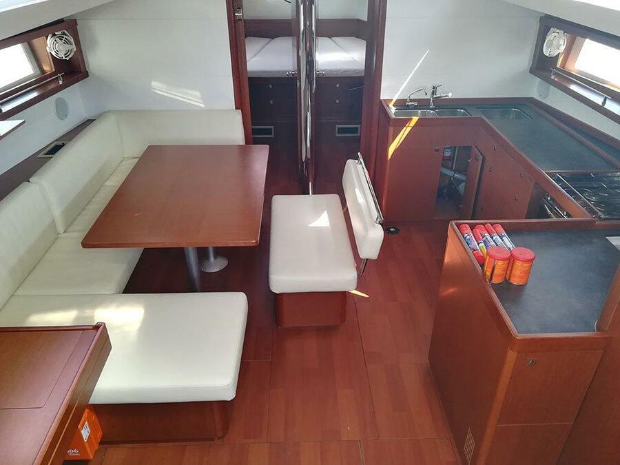Oceanis 48 - 5 cab. (ROSALIA)  - 9