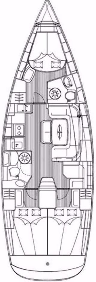 Bavaria 39 Cruiser (Monroe)  - 1