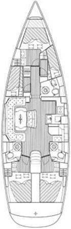 Bavaria 50 Cruiser (Marjana III)  - 1