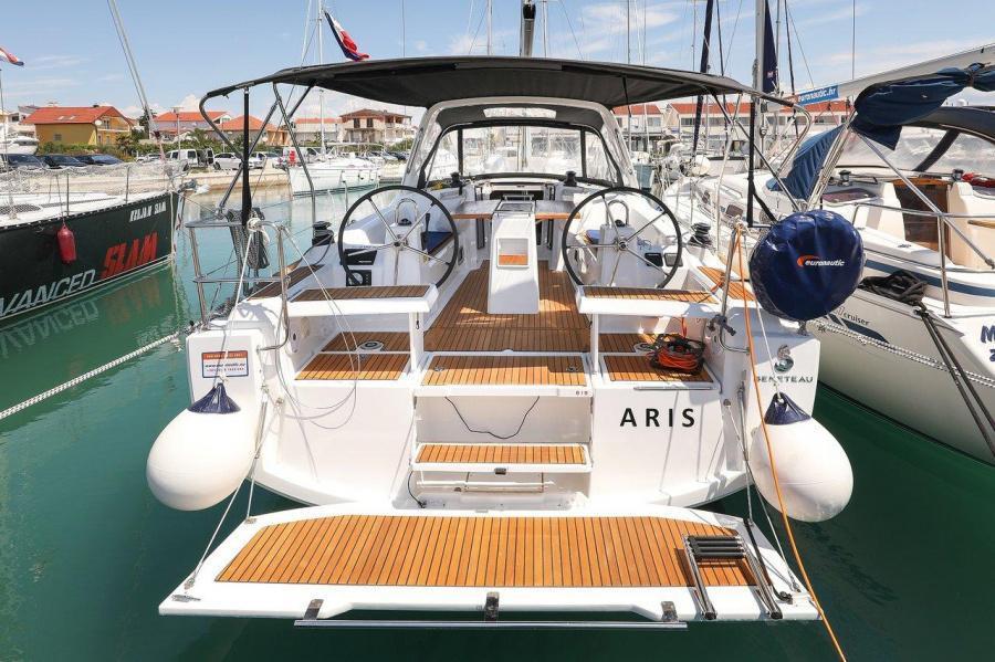 Oceanis 35.1 (ARIS)  - 7
