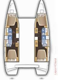 Lagoon 42 - 4 + 2 cab. (Aura)  - 1