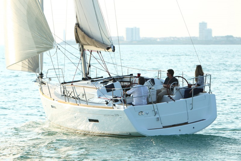 Sun Odyssey 379 (PARVATA )  - 2