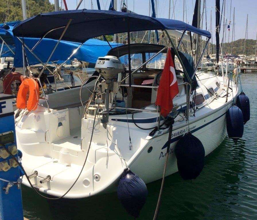 Bavaria 30 Cruiser (Pirilti)  - 0