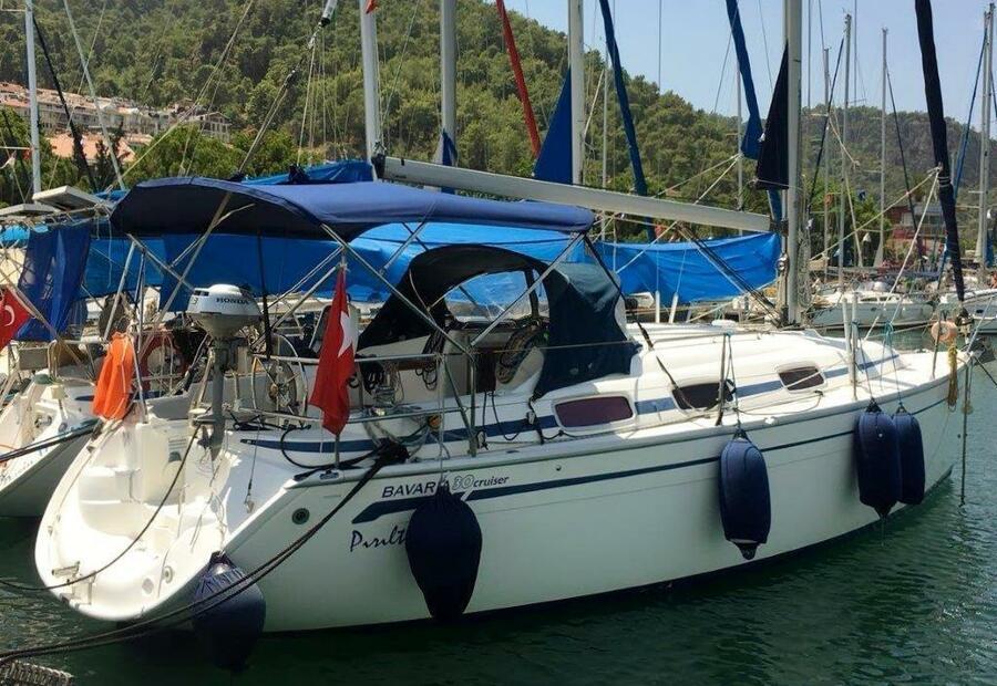 Bavaria 30 Cruiser (Pirilti)  - 3